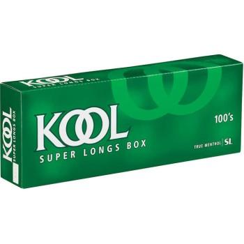 Kool 100s Box