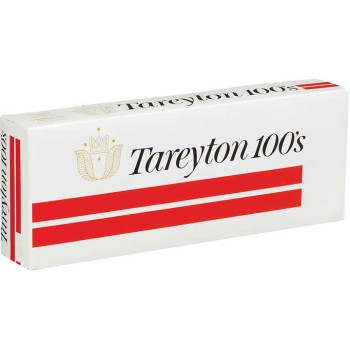 Tareyton 100s Soft Pack