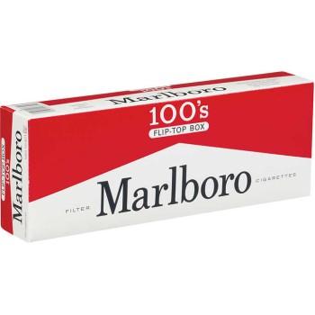 Marlboro 100s Box