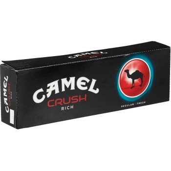Camel Crush Rich Box
