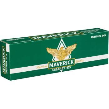 Maverick Menthol Box