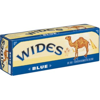 Camel Wides Blue 85 Box