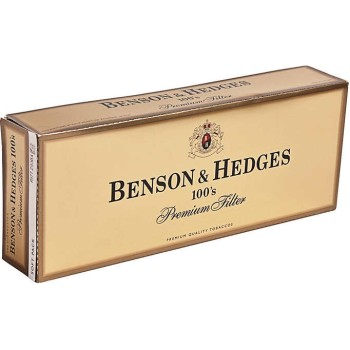 Benson & Hedges 100s Soft Pack