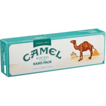 Camel Classic Silver Box