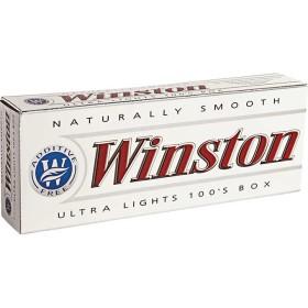 Winston White 100s Box