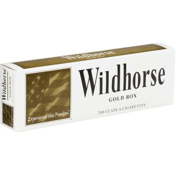 Wildhorse Gold Box