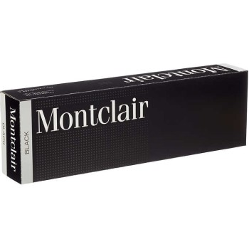 Montclair Black Kings Box