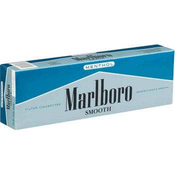 Marlboro Smooth Menthol Box