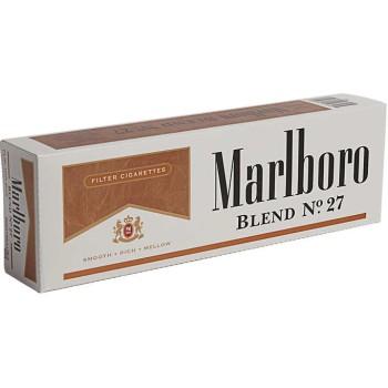Marlboro King Blend No. 27 Box