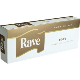 Rave Gold 100s Box