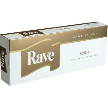 Rave Gold 100s Box