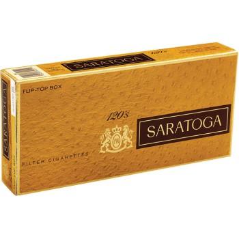 Saratoga 120s Box