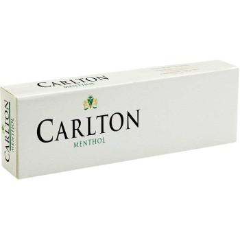 Carlton Menthol Kings Soft Pack
