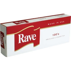 Rave Red 100s Box