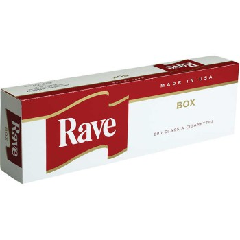 Rave Red Kings Box