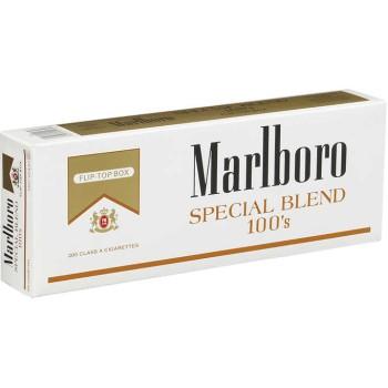Marlboro Special Blend Gold 100s Box