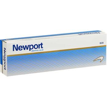 Newport Menthol Blue Box