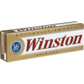 Winston Gold 85 Box