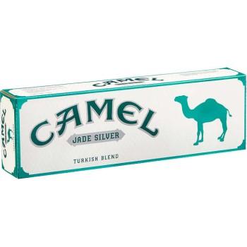 Camel Jade Silver 85 Box