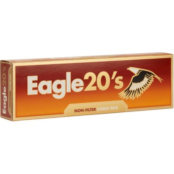 Eagle 20s Non-Filter Kings Box