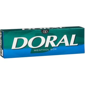 Doral Menthol 85 Box