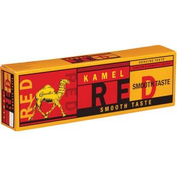 Kamel Red Smooth Taste 85 Box