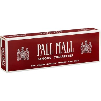 Pall Mall King Non-Filter Soft Pack