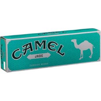 Camel Jade Turkish Blend Menthol Box