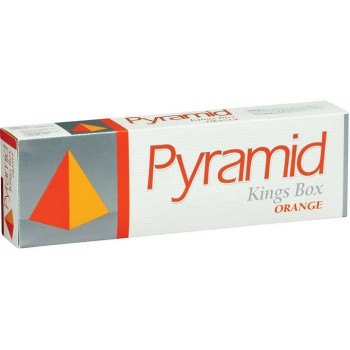 Pyramid Orange King Box