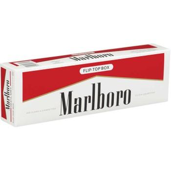 Marlboro Red Label Box