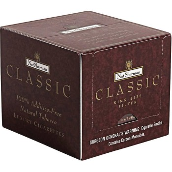 Nat Sherman Classic 5 Pack 20 ct