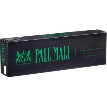 Pall Mall Menthol Black Box