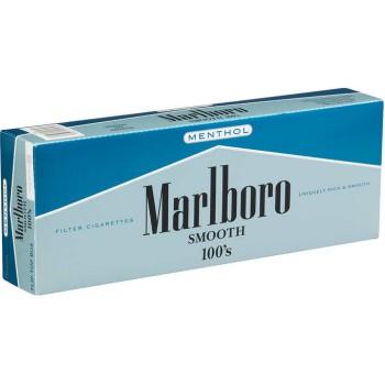 Marlboro Smooth 100s Menthol Box