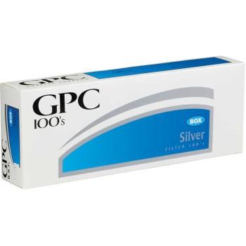 GPC Silver 100s Box