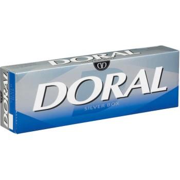 Doral Silver 85 Box