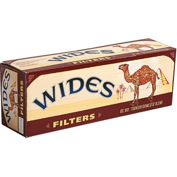 Camel King Wides Filters Box
