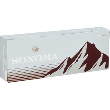 Sonoma Blue 100s Box