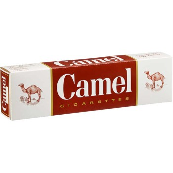 Camel Non-Filter King Soft Pack