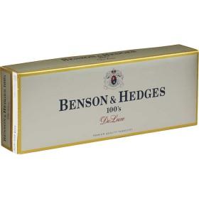 Benson & Hedges 100s DeLuxe Box