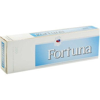 Fortuna King Pale Blue Box