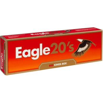 Eagle 20s Kings Red Box