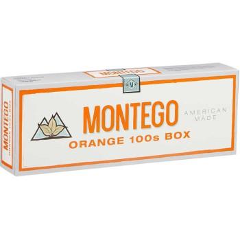Montego Orange 100s Box