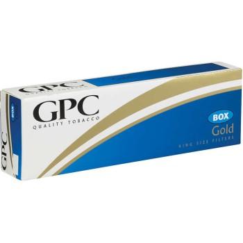 GPC King Gold Box