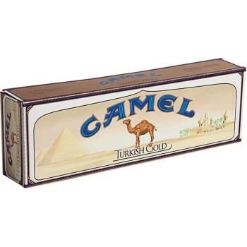 Camel King Turkish Gold Box