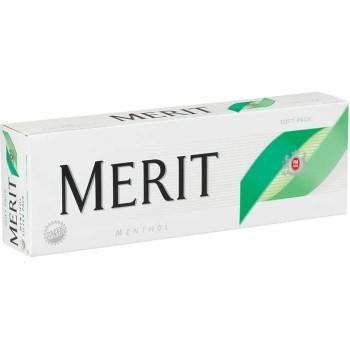 Merit Silver Pack Soft Pack