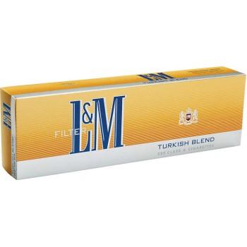 L&M Turkish Blend Box