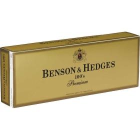 Benson & Hedges 100s Box