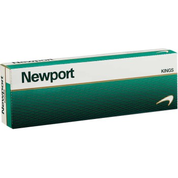 Newport Menthol Kings Soft Pack