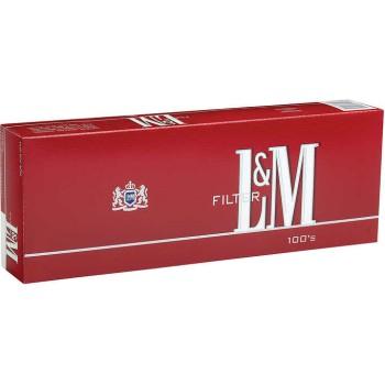 L&M 100s Box