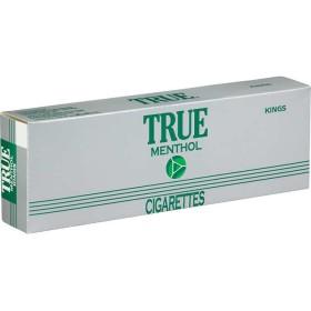 True Menthol Kings Soft Pack